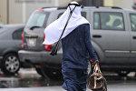 Человек в арабской одежде. Архивное фото