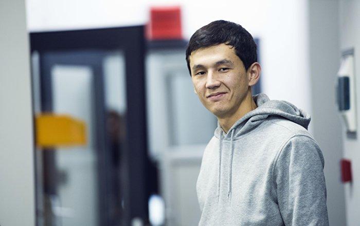 Кыргызстандык актер Жеңиш Майрамбек уулу
