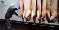 Свинина. Архивное фото