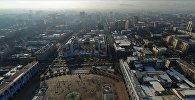 Смог на Бишкеком