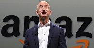 Генеральный директор Amazon Джефф Безос. Архивное фото