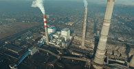 Не дым, а пар, — ТЭЦ Бишкека опровергла причастность к загрязнению воздуха