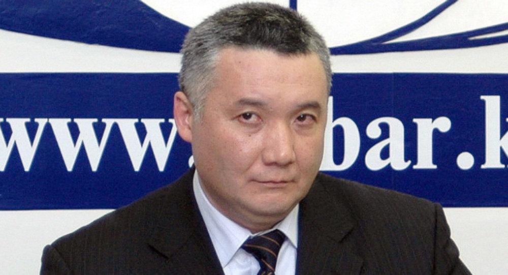 Экс-председатель Службы Национальный безопасности Мурат Суталинов. Архивное фото