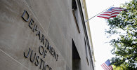 Здание штаб-квартиры Министерства юстиции США в Вашингтоне. Архивное фото