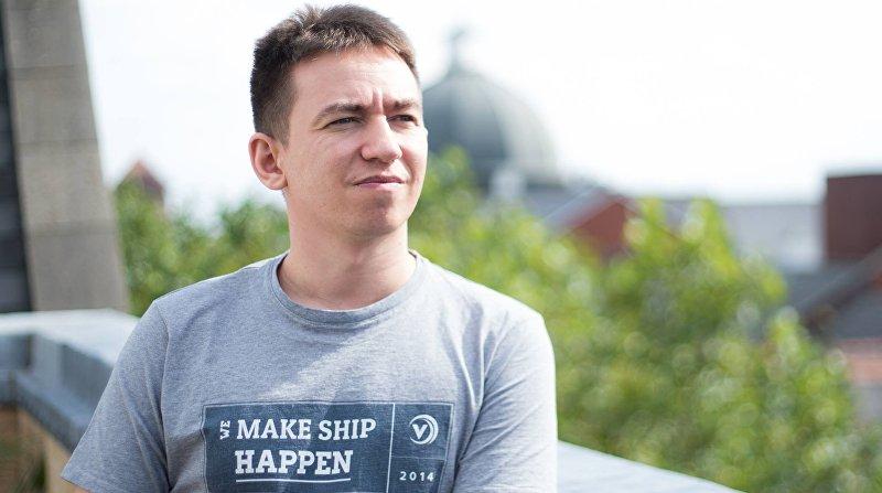 Программист Даниил Вартанов
