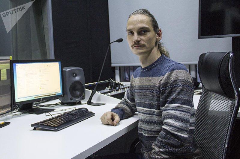 Программист Sputnik Кыргызстан Сергей Аладьев