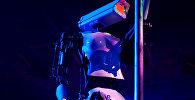 Роботы-стриптизерши исполнили танец на выставке в США — видео