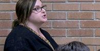 Учительница английского языка в США Дейша Харгрейв