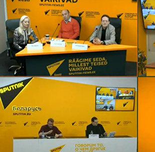 Возможность создания национальной криптовалюты обсудили в МПЦ Sputnik Кыргызстан