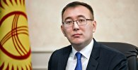 Председатель Национального банка Толкунбек Абдыгулов