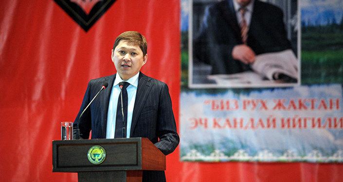 Рабочая поездка премьер-министра КР Сапара Исакова в Таласскую область