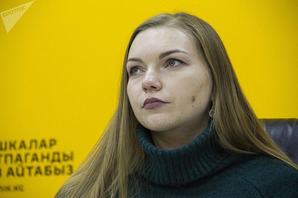 Директор экологического движения MoveGreen Мария Колесникова