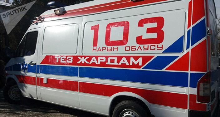 Автомобиль скорой помощи для семейной медицины Нарынской области