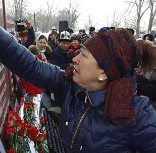 Плачь и скорбь — в Дача СУ открыли мемориальный комплекс. Видео