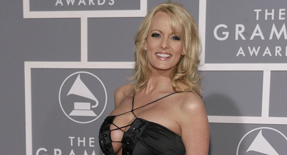 Архивное фото бывшей порноактрисы Стефани Клиффорд