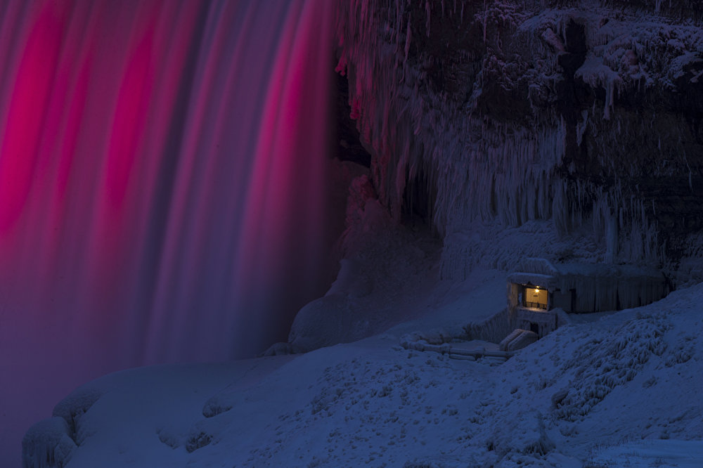 Ниагарский водопад. Провинция Онтарио. Канада