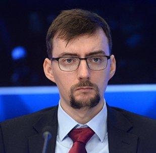 Программный директор РСМД Иван Тимофеев. Архивное фото