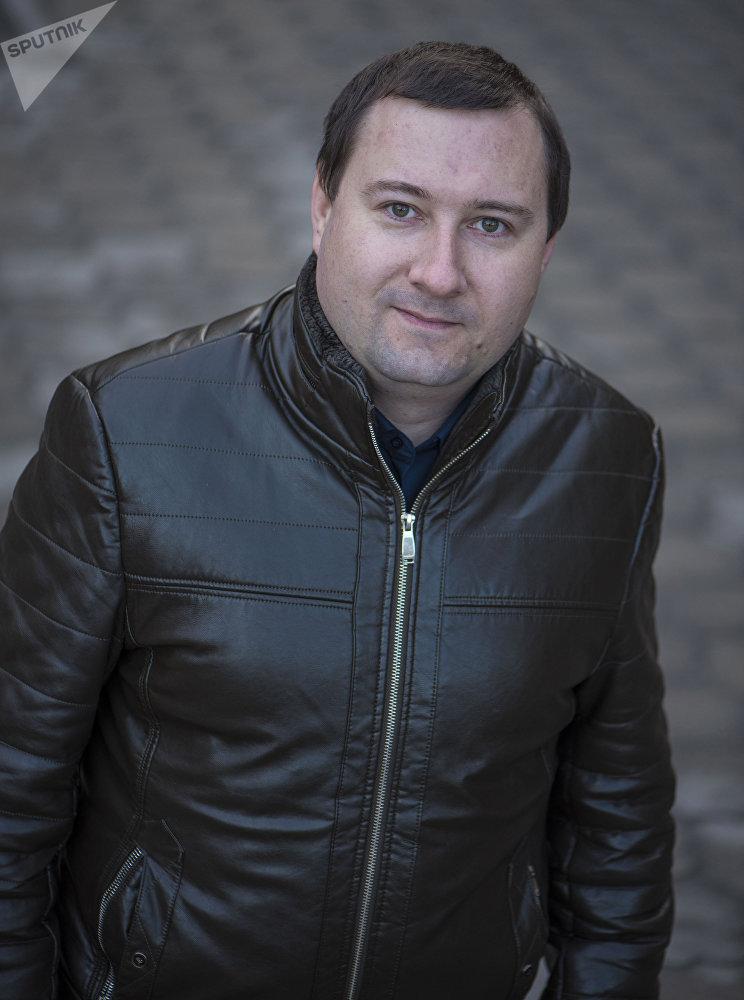 Директор Центра информационной безопасности Роман Кононов