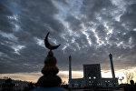 Мечеть в Ташкенте. Архивное фото