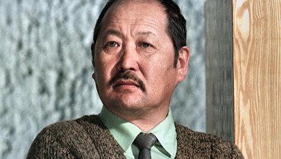 Советский и кыргызский кинорежиссёр Бекеш Абдылдаев