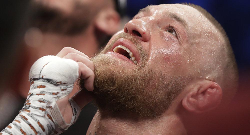 UFC сообщила опоединке Нурмагомедова иФергюсона запояс Макгрегора