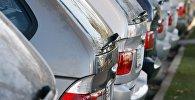 Автосалон BMW X5 на рынке. Архивное фото