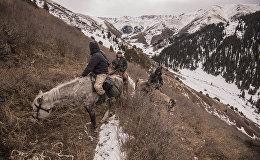 Заповедник Шумкар-Тор в Кеминском районе