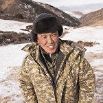 Шумкар-Төр коругунун кызматкери Урмат Абыканов