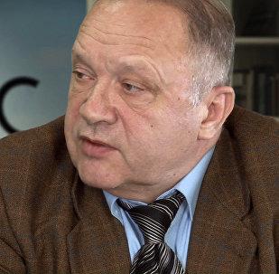 Руководитель сектора международных экономических организаций Центра экономических исследований Российского института стратегических исследований (РИСИ) Вячеслав Холодков
