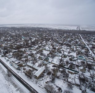 Вид на село Дача СУ. Архивное фото
