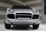 Авто Porsche Cayenne. Архивное фото