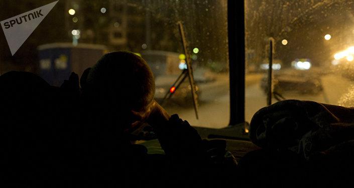 Техосмотр сгоревшего автобуса завершился  2 года назад— Казахстан