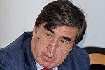 Ведущий научный сотрудник Института изучения Азии и Европы Академии наук Таджикистана Абдугани Мамадазимов