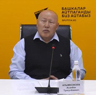 Действия НАТО в странах Балтии обсудили в МПЦ Sputnik Кыргызстан