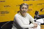 Сармерден долбоорунун режиссеру жана продюсери Сагын Ниязалиева