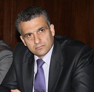 Политолог Араик Степанян
