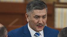 КСДП фракциясынын депутаты Төрөбай Зулпукаровдун архивдик сүрөтү