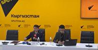 Работу новой службы дорожной милиции обсудили в МПЦ Sputnik Кыргызстан