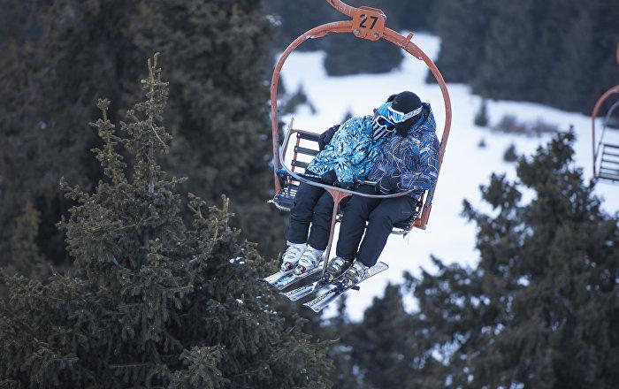 Продажа лыж в кыргызстане