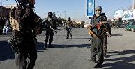 Афганстандагы ИИМ кызматкерлери. Архивдик сүрөт