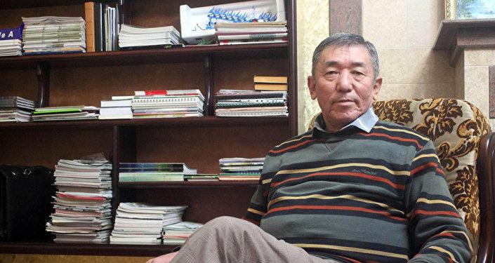 Фермер Манас Саматов