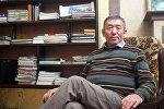 Айыл чарба инженери, техника илимдеринин кандидаты Манас Саматов. Архив