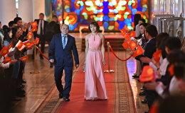 Награждение лучших спортсменов Sports and Youth Awards 2017 в Бишкеке