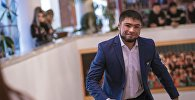 Архивное фото кыргызстанкого бойца ММА Бусурманкула Абдубаита уулу