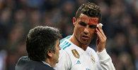 Реал клубунун чабуулчусу Криштиану Роналду