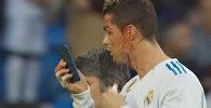 Роналду увидел свое окровавленное лицо и расстроился — видео