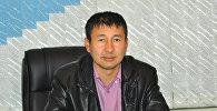 Режиссер, продюсер Ырысбек Жабиров