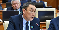 Председатель Федерации профсоюзов РК Бахытжан Абдраим