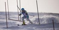 Международные соревнования FIS по горным лыжам в Орловке