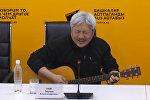 В день юбилея Высоцкого в МПЦ Sputnik Кыргызстан исполнили его песню